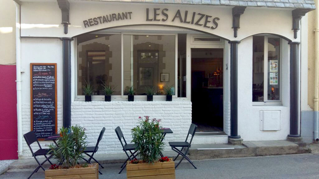Les Alizs Restaurant Traditionnel Et Raffin De Lle