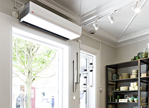 air curtains fresh air everywhere