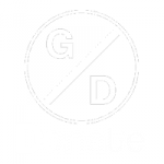 White Donate Button
