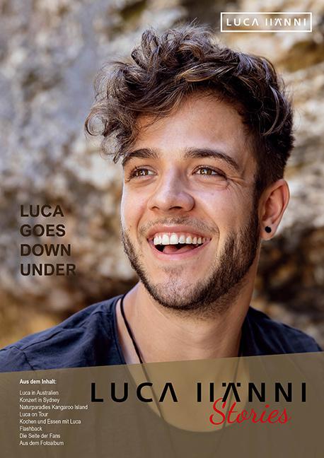 Luca Hänni Australien