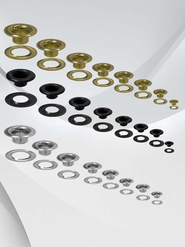 Sheet Metal Grommets & Neck Washers