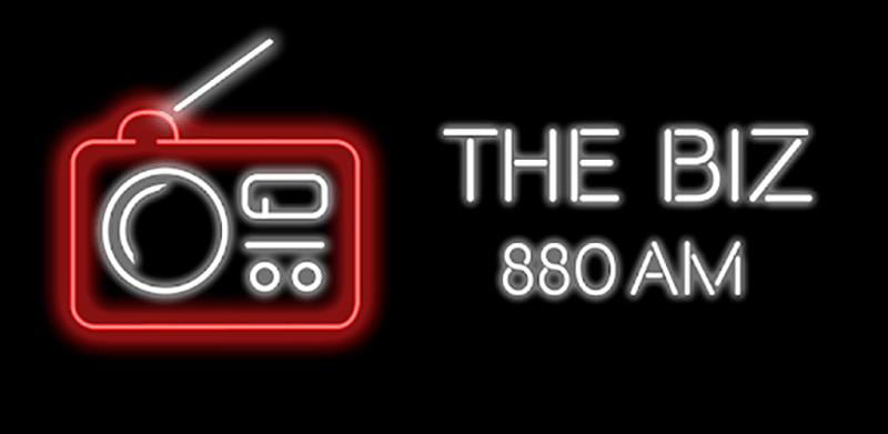 880 The Biz radio interview with Zach Marks 1