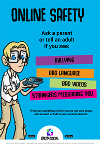 Digital Citizenship Posters for Elementary School 3
