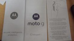 Notices Moto G