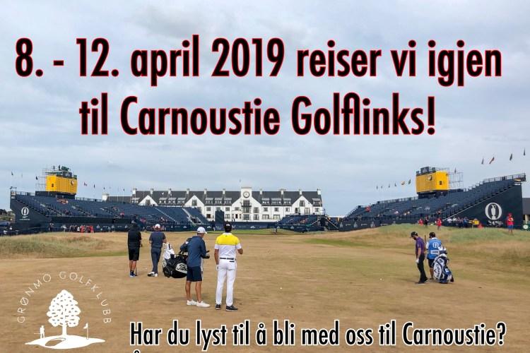 Carnoustie 2019