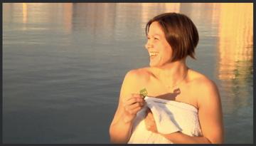 Hanna Miljøpartiet De Grønne Bader