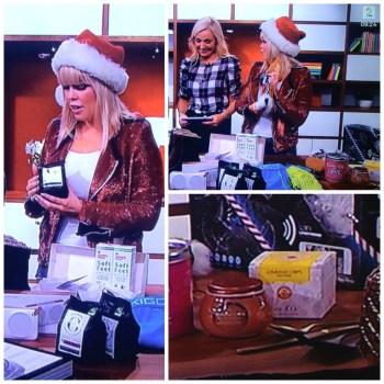Honey Scrub på TV2 9.12.15