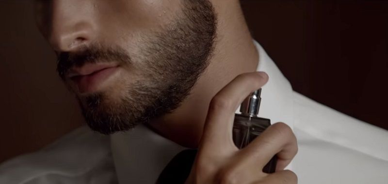 How to use Cologne spray