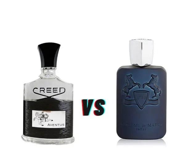 Creed Aventus Vs Parfum De Marly Layton