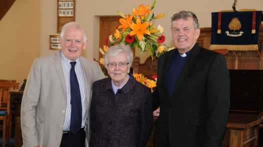 Retirement of Dr Roger Purce Groomsport Presbyterian Church