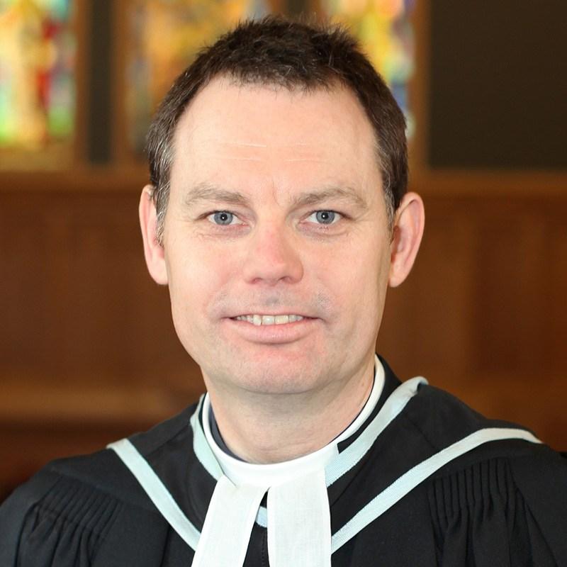 Rev Paul Dalzell