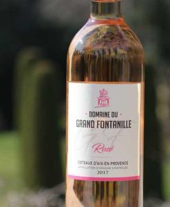 Fontanille Rosé 2017, verkrijgbaar bij GrootGenot.com