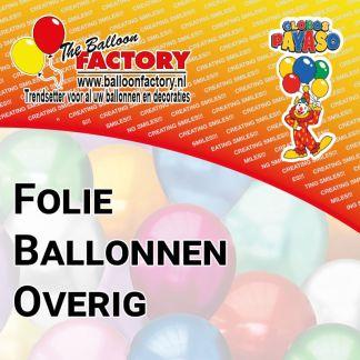 Folie Ballonnen Overig