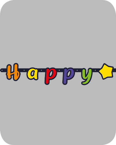 The-Balloon-Factory---Party-Producten---GP5121-happy