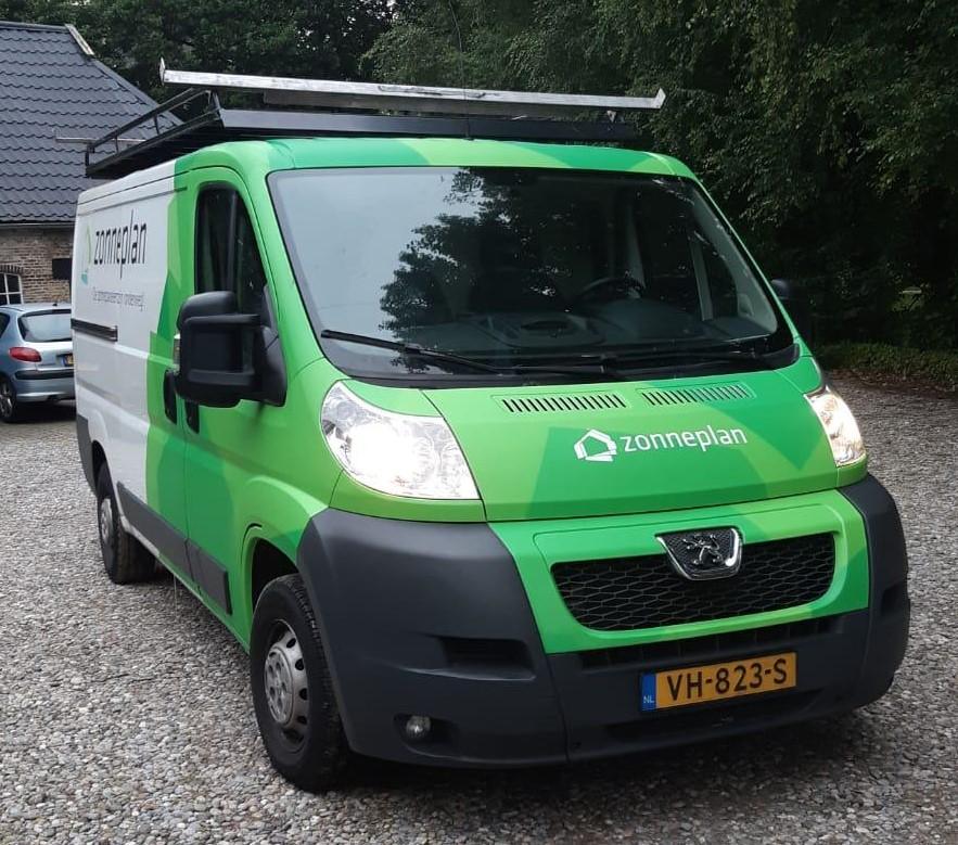 Autobelettering Groningen