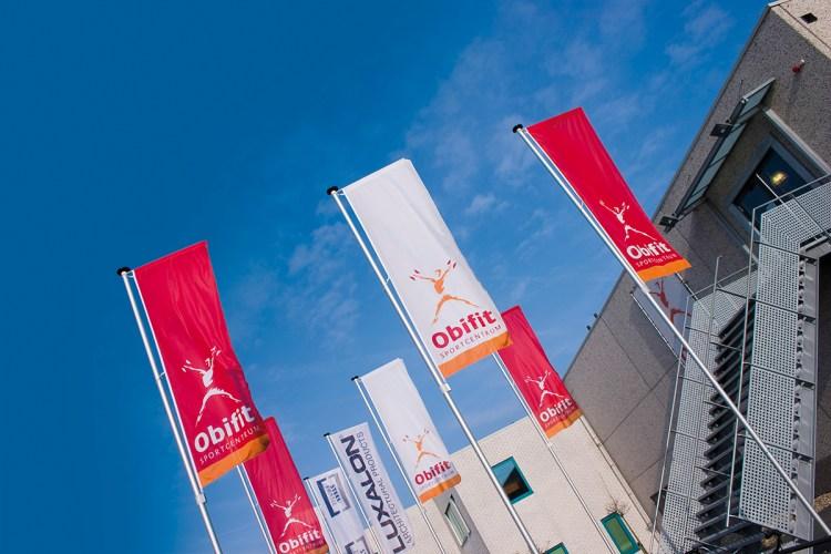 vlaggenmasten Groningen