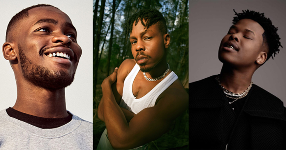 Nasty C, Ladipoe, Dave, Others Grab Nominations at 2021 BET Hip Hop Awards