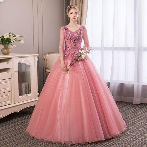Cheap Pink Prom Dresses