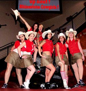 the original rhinestone cowgirls