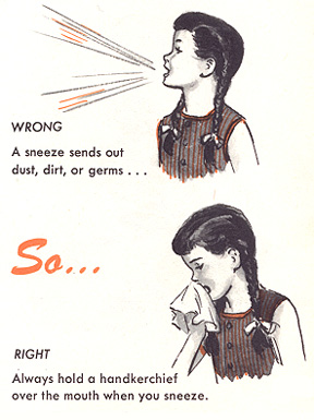 sneeze the right way