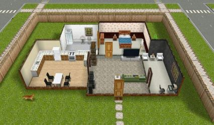 The Sims Freeplay Houses groovefasr