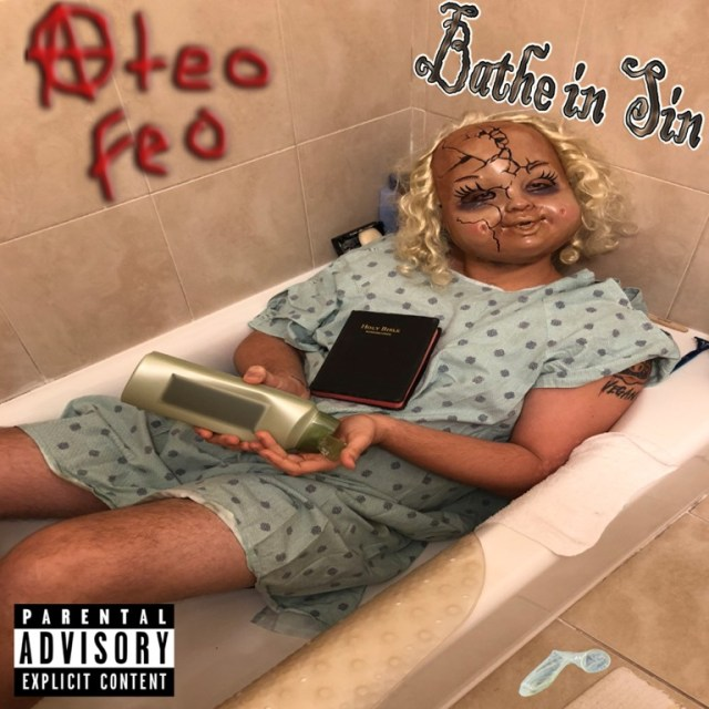 Groove Mag Presents: 'Ateo Feo'  'Bathe in Sin'
