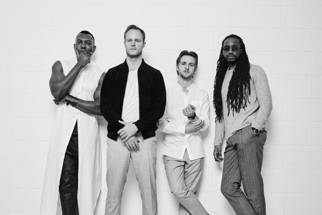 'OMG Collective' build up to drop their fusion of R&b, funk, soul, house, hip-hop and reggae with their forthcoming album 'Delusion of Grandeur'