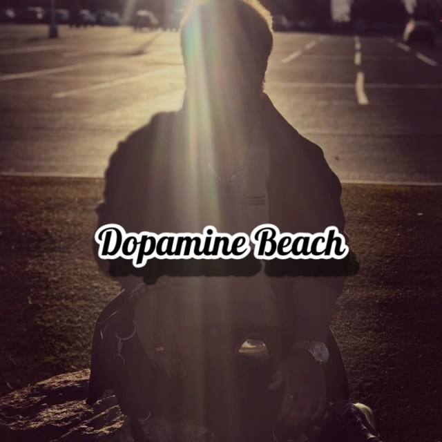 If this doesn't make you 'Crazy' happy, then you need to go back to listening to 'Gnarls Barkley', The 'Saint' has arrived with his radical and dope new single 'Dopamine Beach'