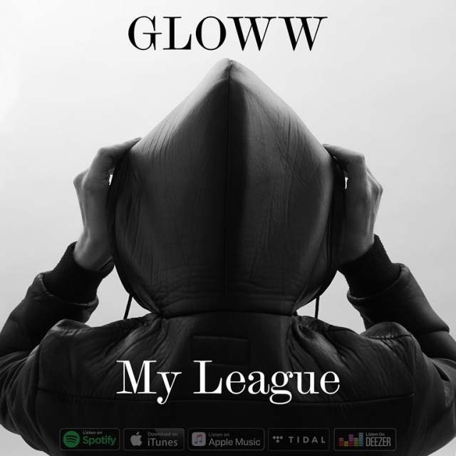 With a dreamy and majestic electronic groove, melodic synths and beats, 'GLOWW' releases the classy and deep thinking single 'My League'
