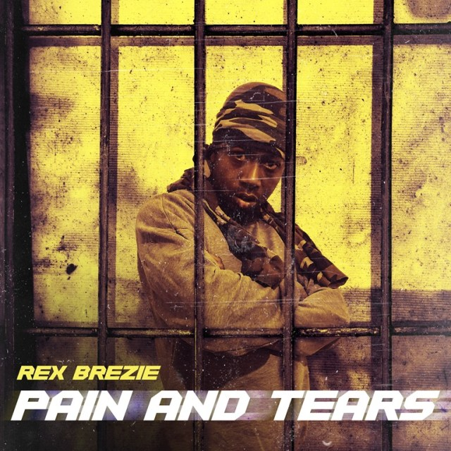 Fresh, free and melodic with a groovy beat of pride, 'Rex Brezie' breaks out of prison with 'Pain and Tears'