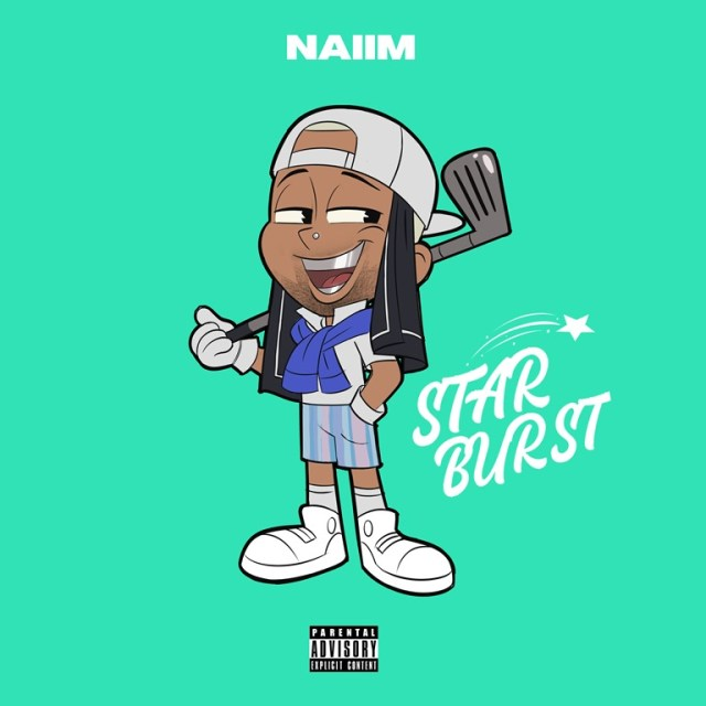 An irresistible Groove and  fresh soulful voice rises high as 'NAIIM' drops his exploding 'Starburst'