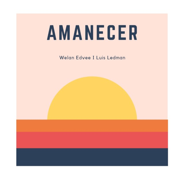 With a Groovy 3D Dolby Latin-Trap production and catchy rhythm, 'Amanecer' is Here!