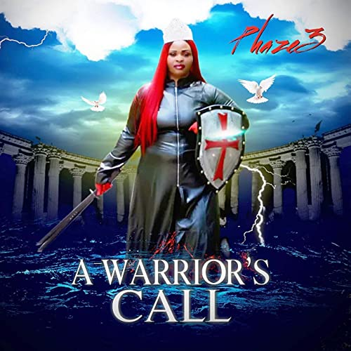 """Phaze 3 pours her passion for music into her debut album """"A Warrior's Call""""; which combines Gospel, Rap and Trap elements."""