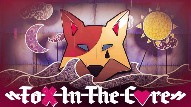 'The Core' is the first single from Fox In The Core, a synth-wave band with metal and electronic influences