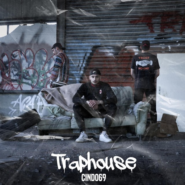 CINDO69 drops new song 'TRAPHOUSE'