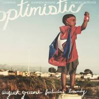 August Greene / Karriem Riggins, Robert Glasper and Common join forces with Brandy