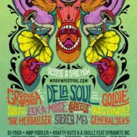 Manchester / De La Soul headline Moovin' Festival Stockport