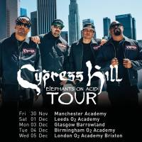 On Tour / Cypress Hill: Elephants On Acid