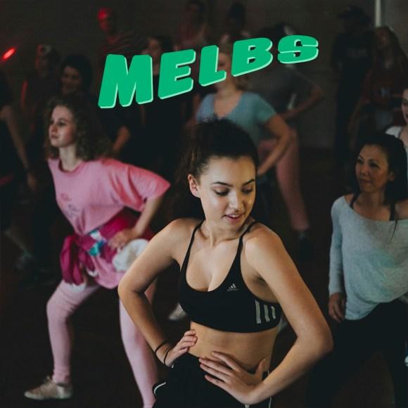 Melbourne adult hip hop dance classes