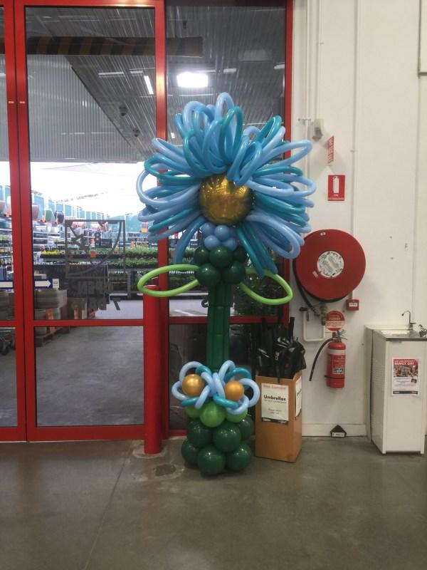 Mega flower