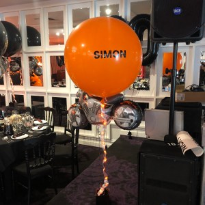 3ft helium personalise