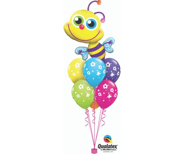 Buzzy Bee Bouquet