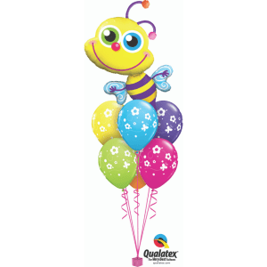 Buzzy Bee Bouquet