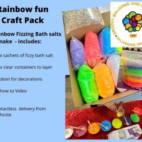 Fizzing Bath Salts Craft Pack