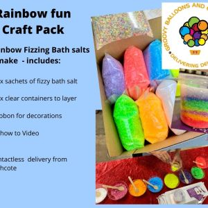 Fizzing Bath Salts Craft Pack