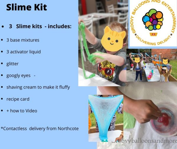 Slime craft kit