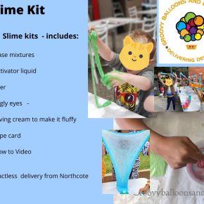 Slime craft kit