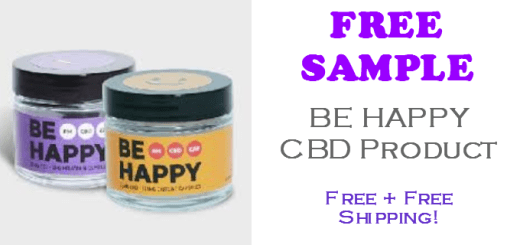 Be Happy CBD FREE SAMPLE
