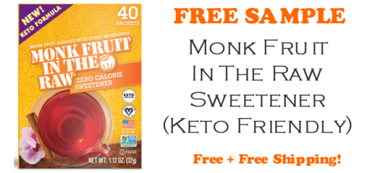 Monk Fruit In The Raw FREE SAMPLE