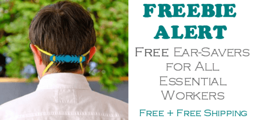 Ear Savers - FREE for Essential Workers